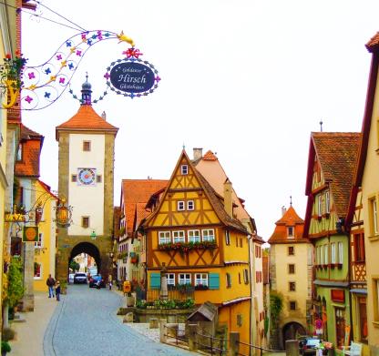 南ドイツひとり旅 ー メルヘンとお茶のシンフォニー/電子書籍