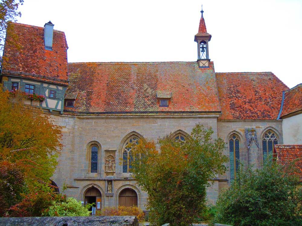 ローテンブルクの聖ヴォルフガング教会