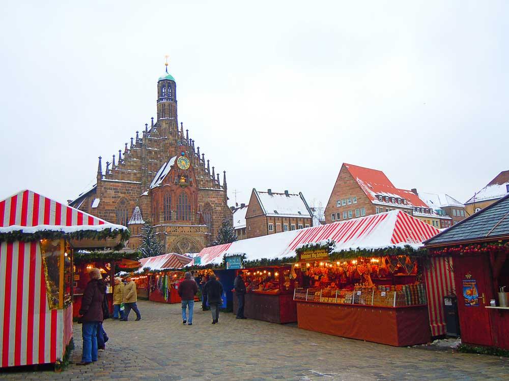 【ニュルンベルク】世界で最も有名なクリスマスマーケット
