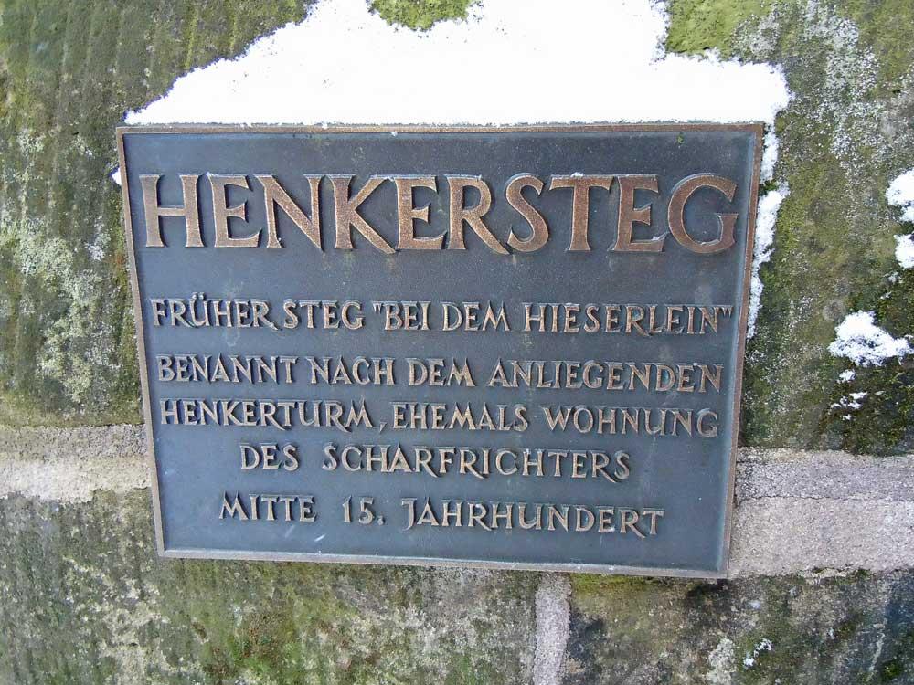 ニュルンベルクの死刑執行人の橋
