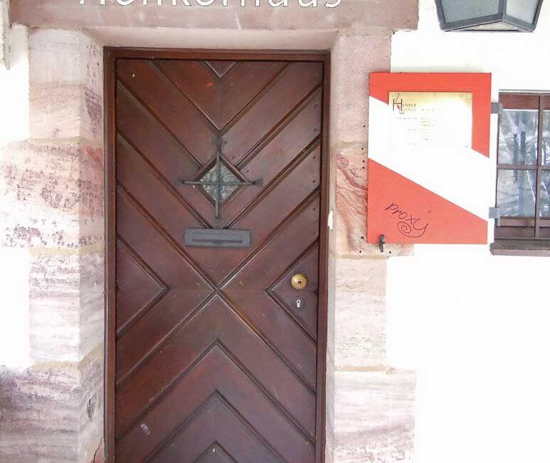ニュルンベルクの死刑執行人の家