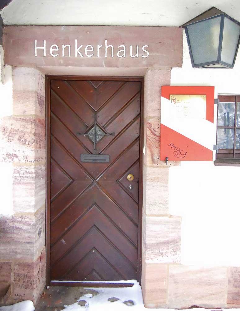 【死刑執行人の家】ニュルンベルクに実在したフランツ・シュミット