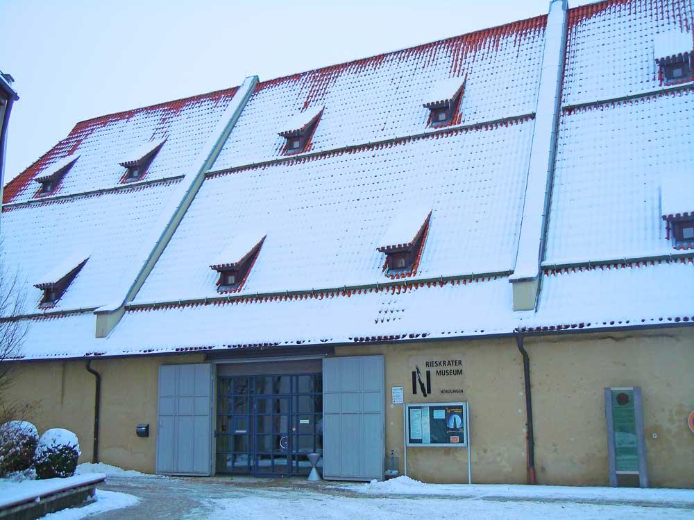 ネルトリンゲンのリースクレーター博物館