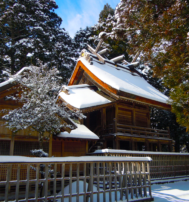 【須佐神社/出雲市】日本神話の神様、スサノオノミコトに会いに/前編