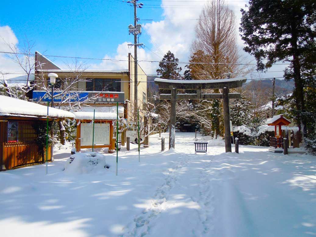 【須佐神社/出雲市】日本神話の神様、スサノオノミコトに会いに/後編