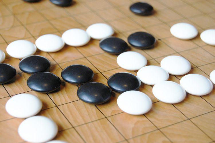 英語で説明する【囲碁のルール】