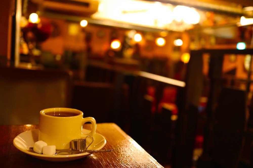 高円寺の喫茶店ルネッサンス