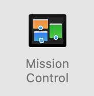 【Mac】ミッションコントロールを使いこなす