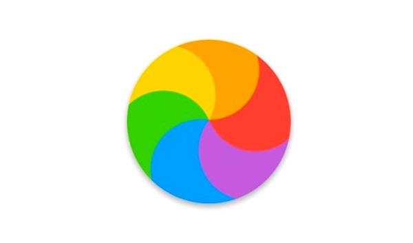 Macでレインボーカーソルが止まらなくなってしまったときの対処法の説明